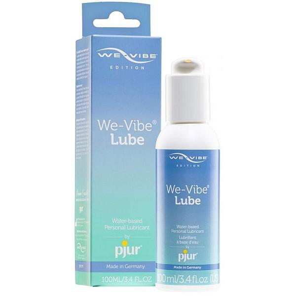 Pjur We-Vibe™ Glijmiddel - 100 ml van het merk Pjur - Glijmiddel op Waterbasis - online bestellen bij Masculum.nl. De discrete online seks-toys en erotisch heren ondergoed winkel voor gay & hetero mannen.